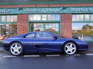1996 Ferrari 355 GTB Coupe Manual  For Sale