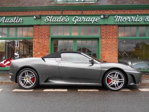 2005 Ferrari F430 Spider F1  For Sale