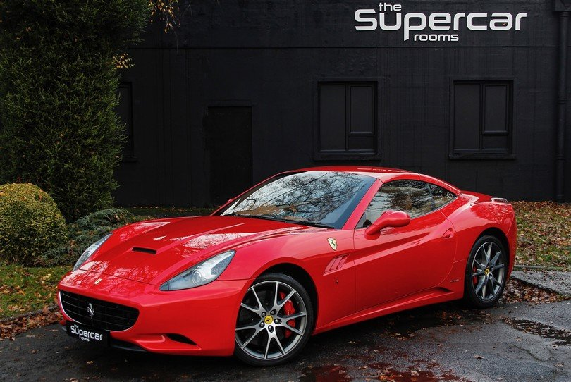 Ferrari California - 2009 - 16K Miles - Daytona Seats -  For Sale (picture 1 of 6)