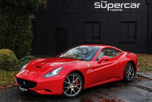 Ferrari California - 2009 - 16K Miles - Daytona Seats -  For Sale