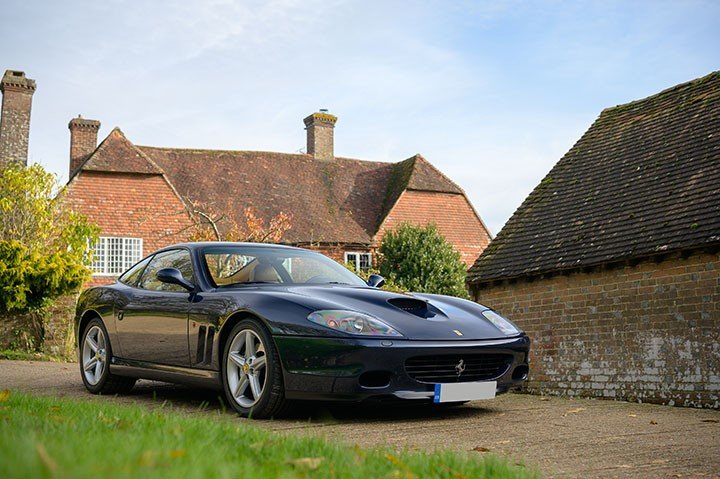 2002 Ferrari 575M LHD For Sale (picture 1 of 6)
