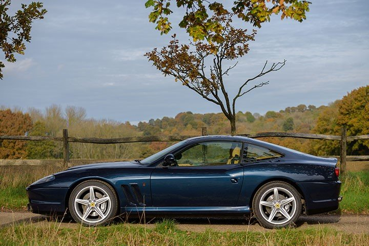 2002 Ferrari 575M LHD For Sale (picture 4 of 6)