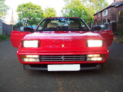 1993 Ferrari Mondial T Cabriolet 3.4cc (300BHP) For Sale (picture 1 of 6)