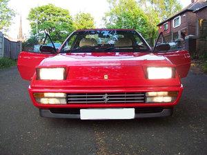 1993 Ferrari Mondial T Cabriolet 3.4cc (300BHP)