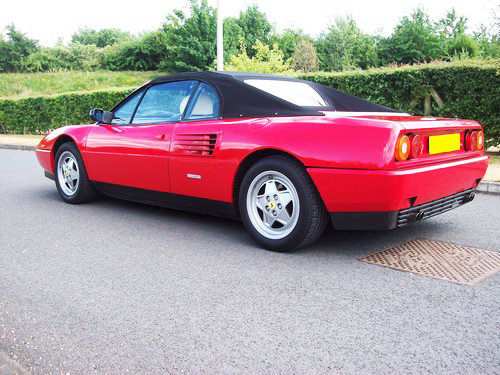 1993 Ferrari Mondial T Cabriolet 3.4cc (300BHP) For Sale (picture 2 of 6)