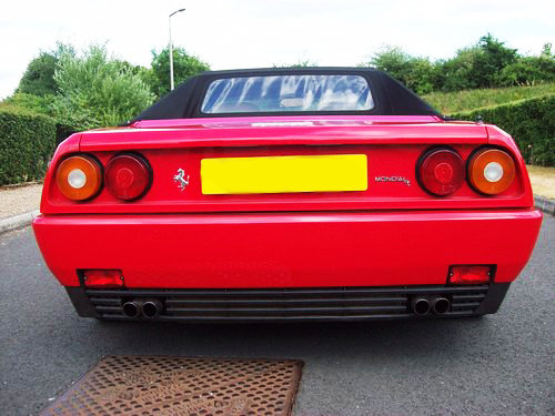 1993 Ferrari Mondial T Cabriolet 3.4cc (300BHP) For Sale (picture 4 of 6)