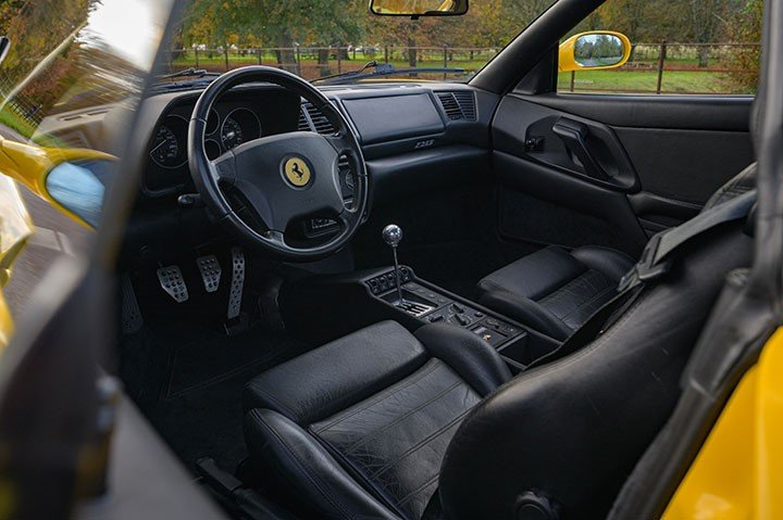 1997 Ferrari 355 Berlinetta LHD MANUAL For Sale (picture 5 of 6)