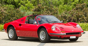 1974 Ferrari Dino 246 GT Spider For Sale by Auction