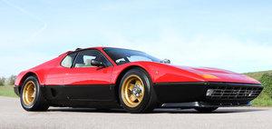 1976 Ferrari 512 BB Coupé For Sale by Auction