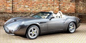 2001 Ferrari 550 GTZ Barchetta For Sale by Auction