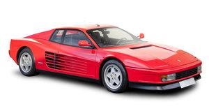 1991 Ferrari Testarossa Coupé