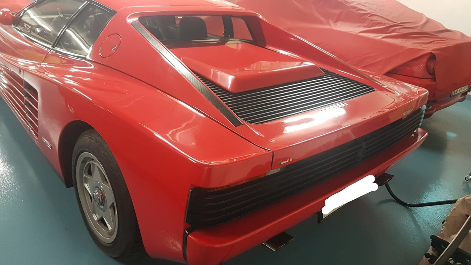 1988 Striking Testarossa in excellent conditions SOLD (picture 2 of 6)