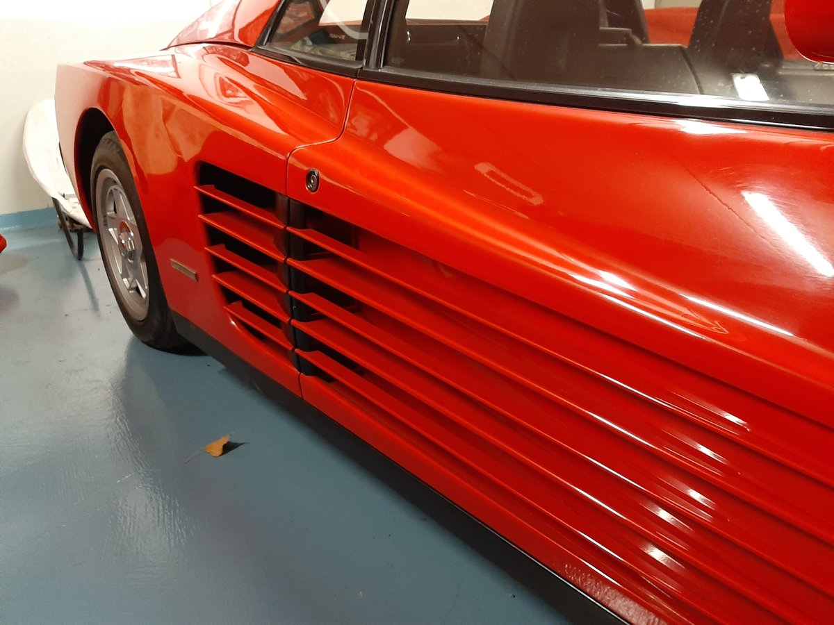 1988 Striking Testarossa in excellent conditions SOLD (picture 4 of 6)