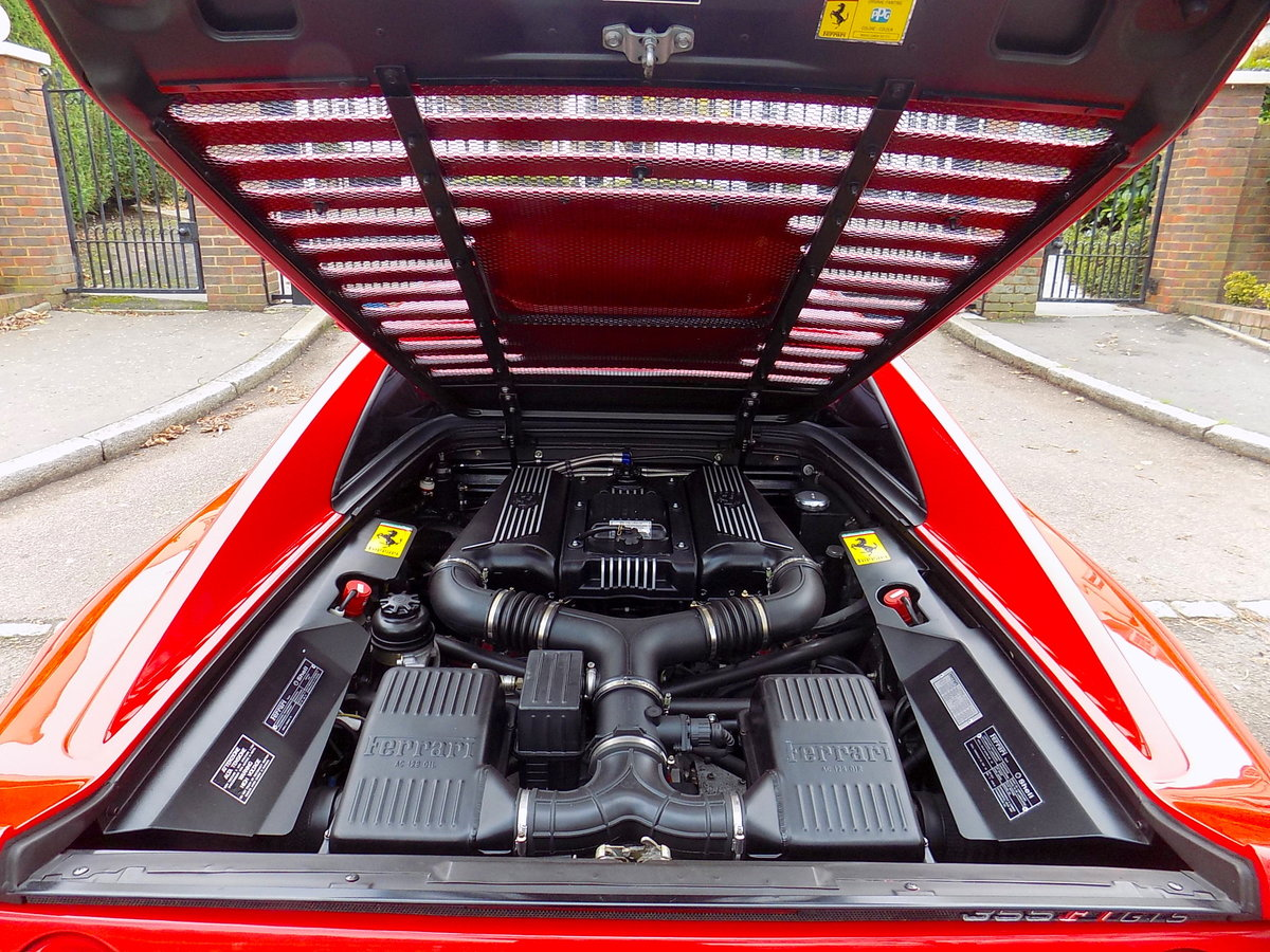 1998 FERRARI F355 GTS F1 - LHD - ONLY 22,000 MILES! For Sale (picture 4 of 6)