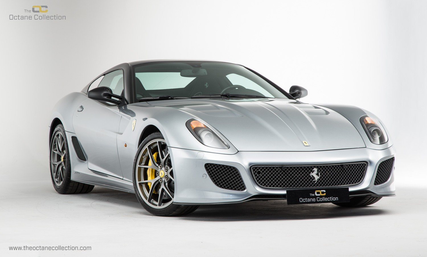 2011 FERRARI 599 GTO  For Sale (picture 1 of 22)