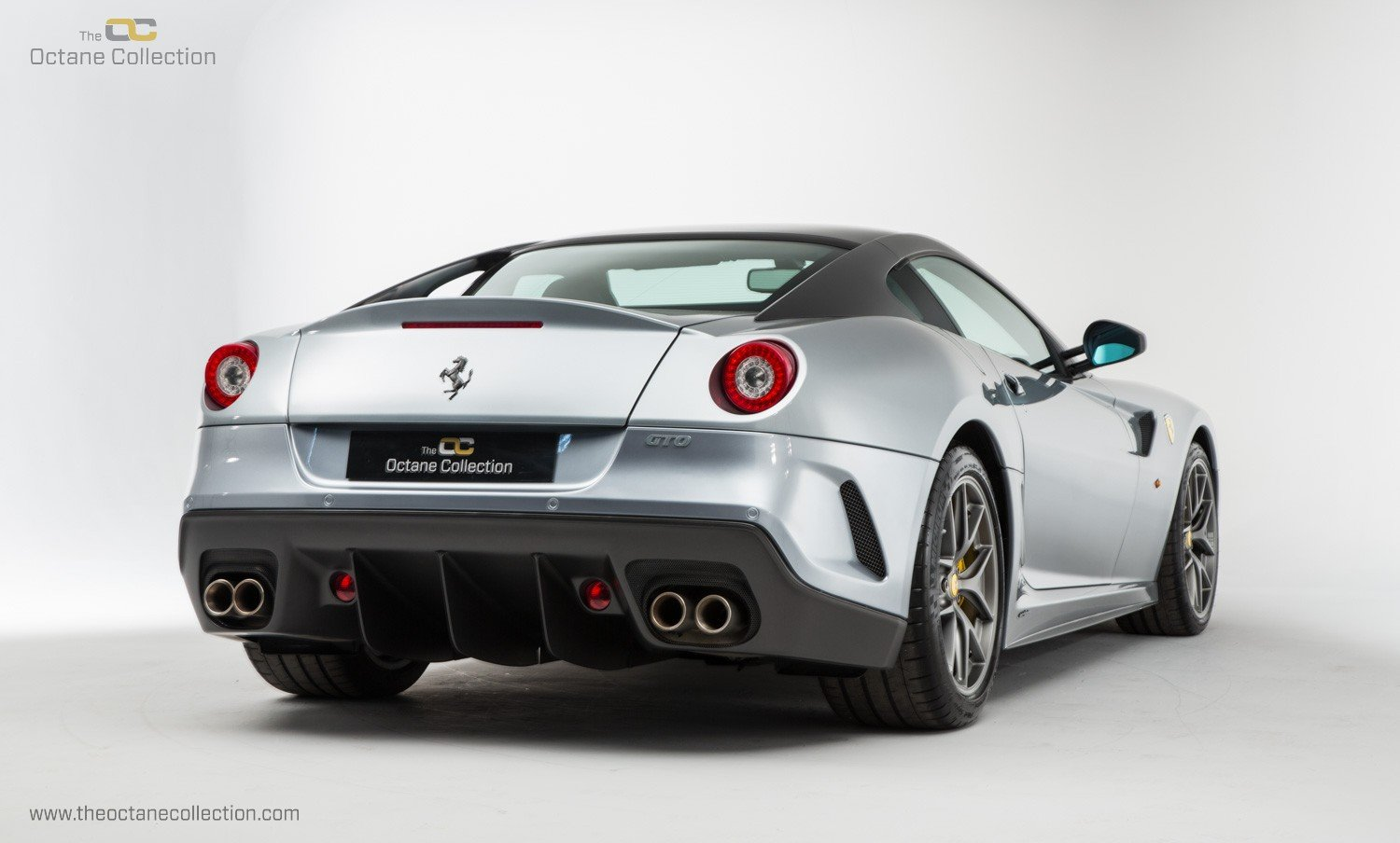 2011 FERRARI 599 GTO  For Sale (picture 6 of 22)