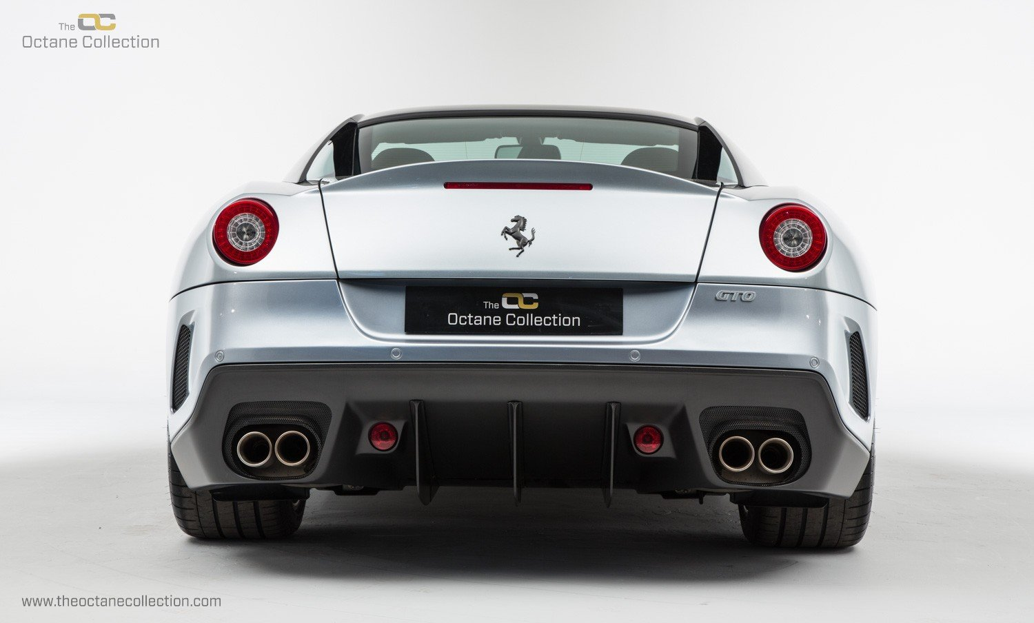 2011 FERRARI 599 GTO  For Sale (picture 8 of 22)