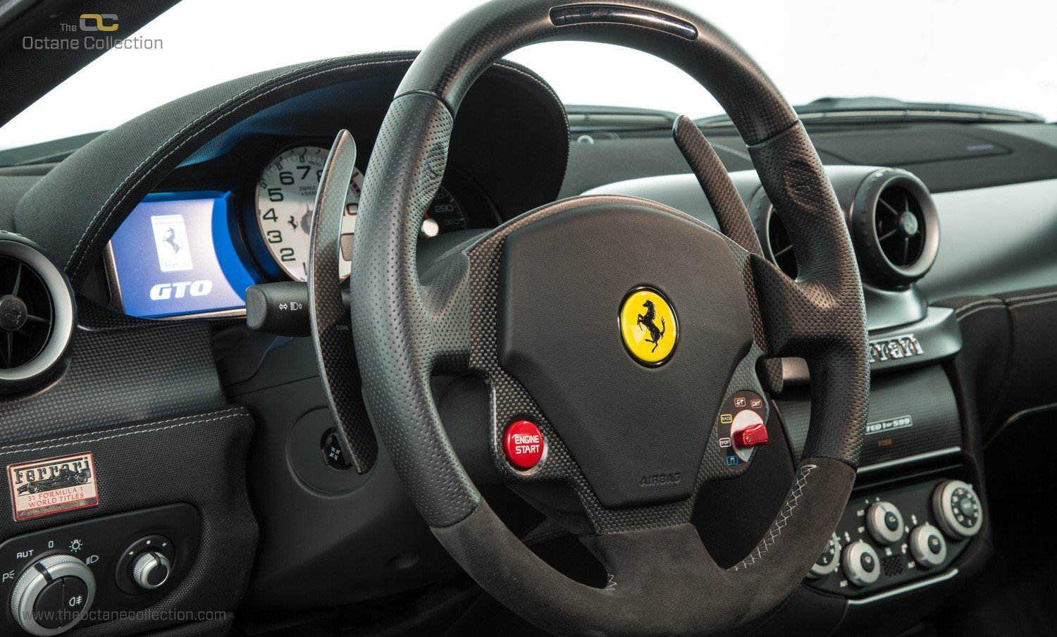 2011 FERRARI 599 GTO  For Sale (picture 12 of 22)