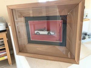 Ferrari 550 Maranello art piece ex. Jacques Swater For Sale