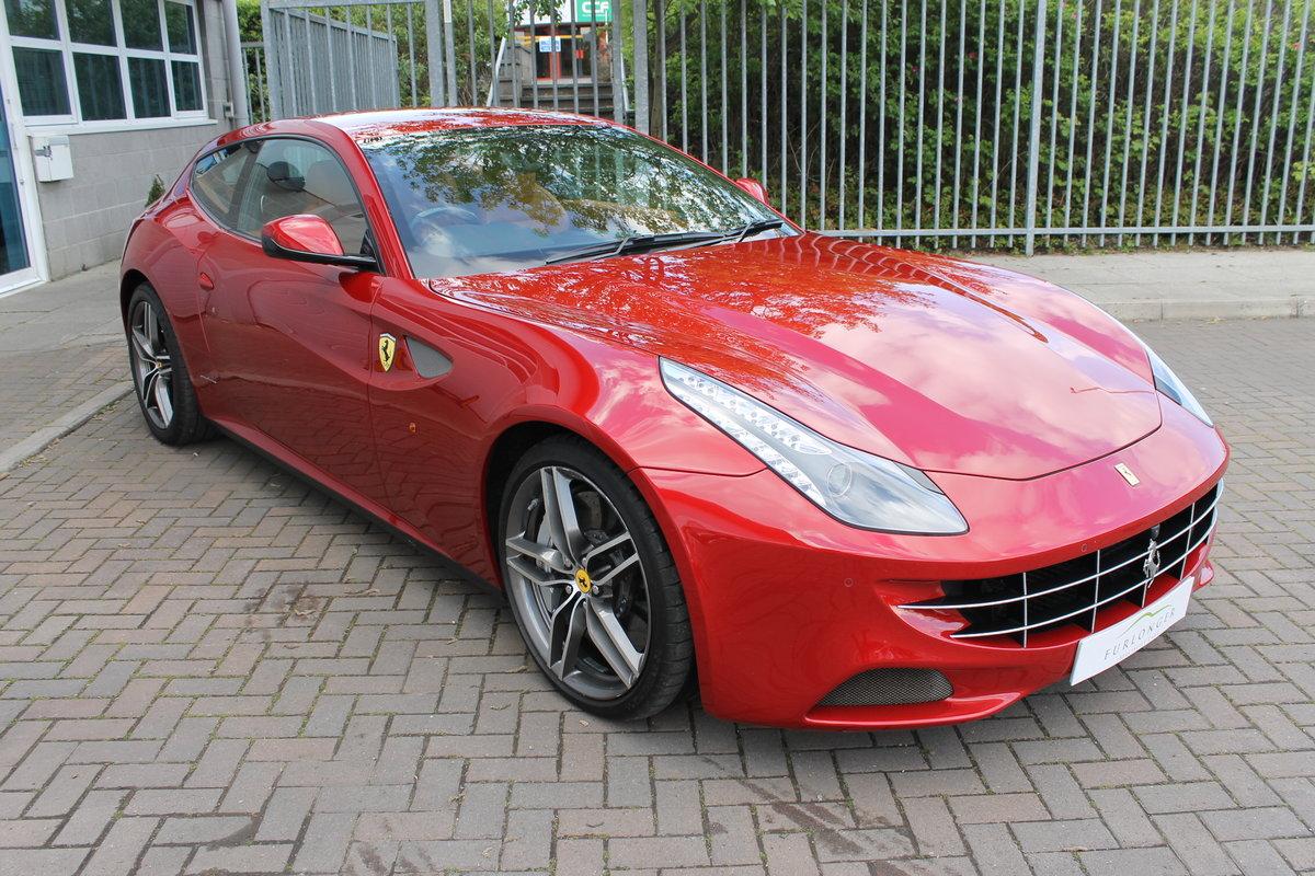 2012 Ferrari FF PTU Fault For Sale (picture 2 of 4)