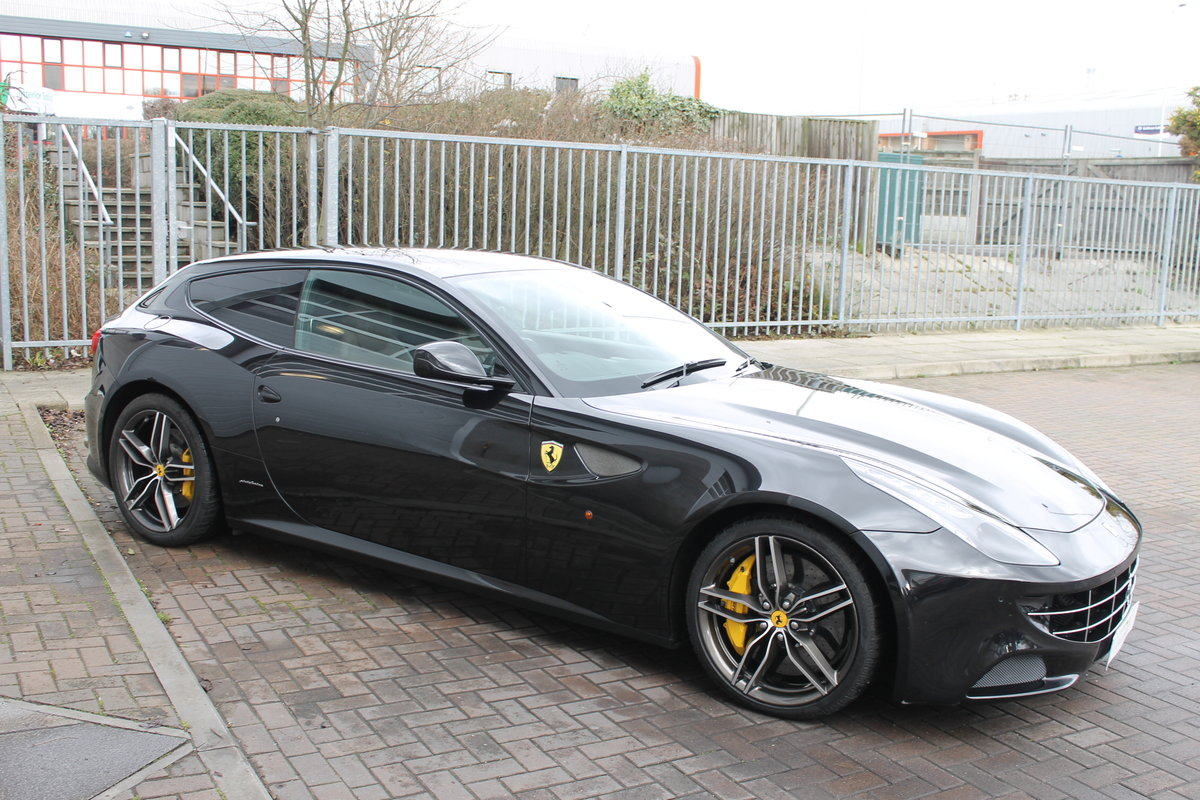 2012 Ferrari FF PTU Fault For Sale (picture 4 of 4)