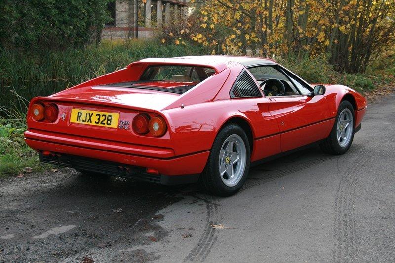 1988 Ferrari 328 GTS SOLD (picture 2 of 6)