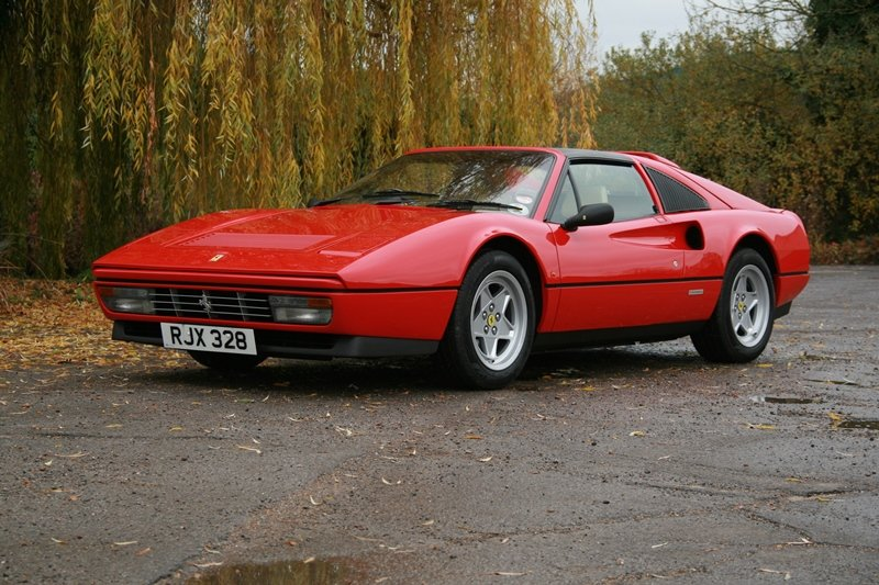 1988 Ferrari 328 GTS SOLD (picture 3 of 6)