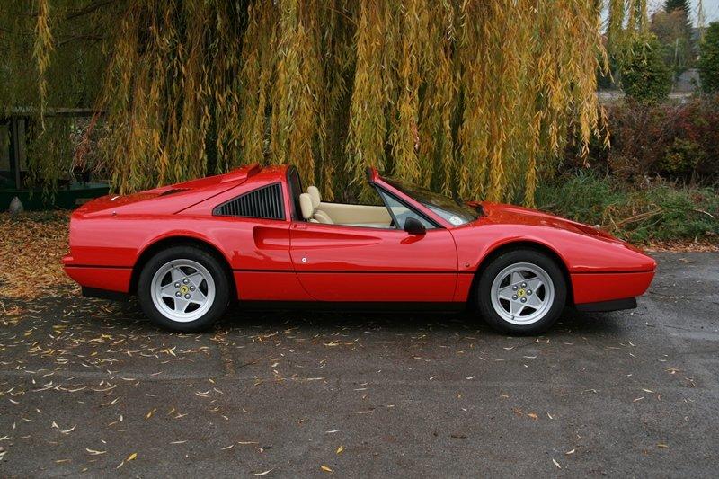 1988 Ferrari 328 GTS SOLD (picture 5 of 6)