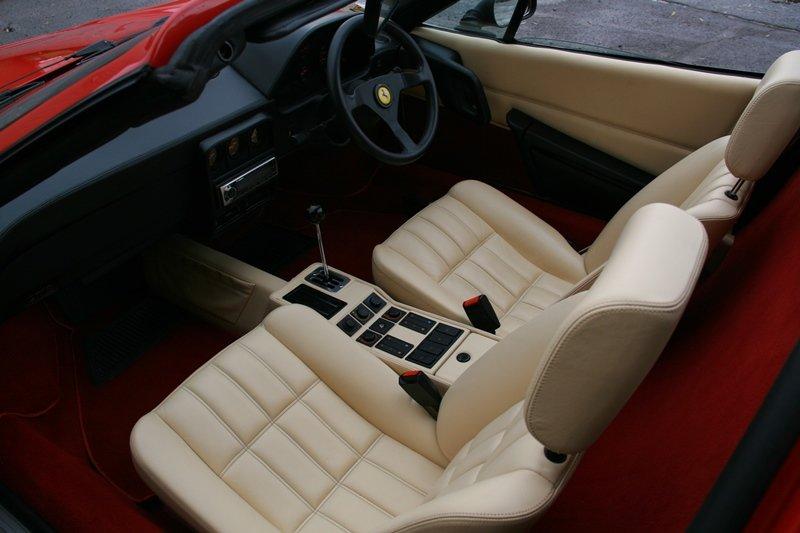1988 Ferrari 328 GTS SOLD (picture 6 of 6)