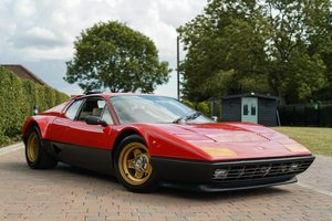 1976 Rare 76 Ferrari 512 BB Carb LM Specification For Sale