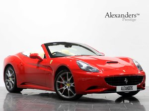 2010 10 10 FERRARI CALIFORNIA 2+2 AUTO For Sale