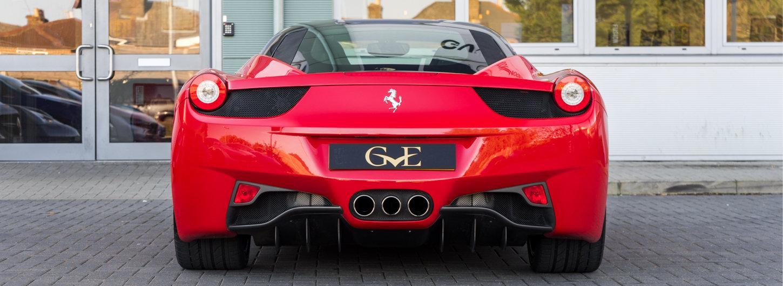 2011 Ferrari 458 Italia SOLD (picture 2 of 4)