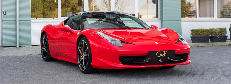 2011 Ferrari 458 Italia SOLD (picture 4 of 4)
