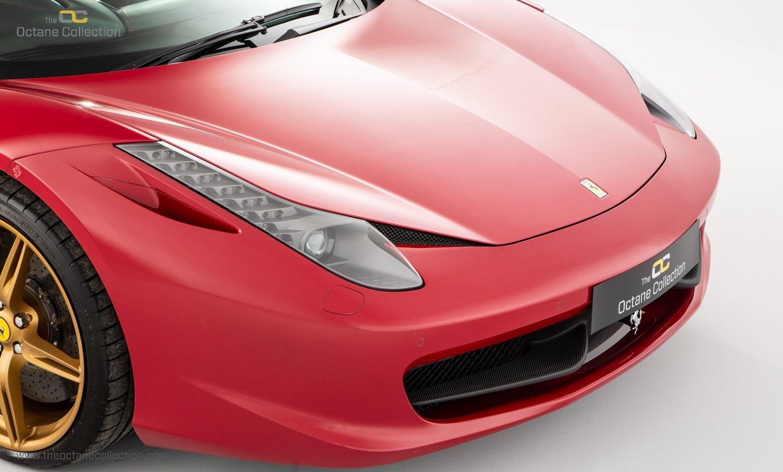 2014 FERRARI 458 ITALIA DCT //  8K MILES // MUGELLO RED // FFSH  For Sale (picture 5 of 23)