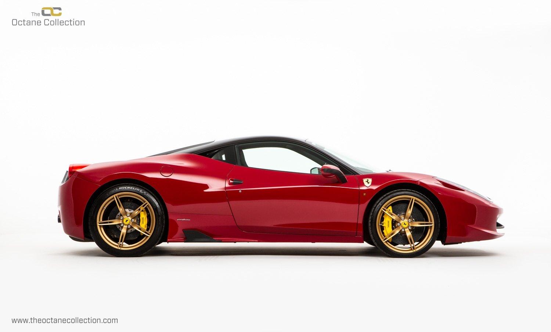 2014 FERRARI 458 ITALIA DCT //  8K MILES // MUGELLO RED // FFSH  For Sale (picture 6 of 23)