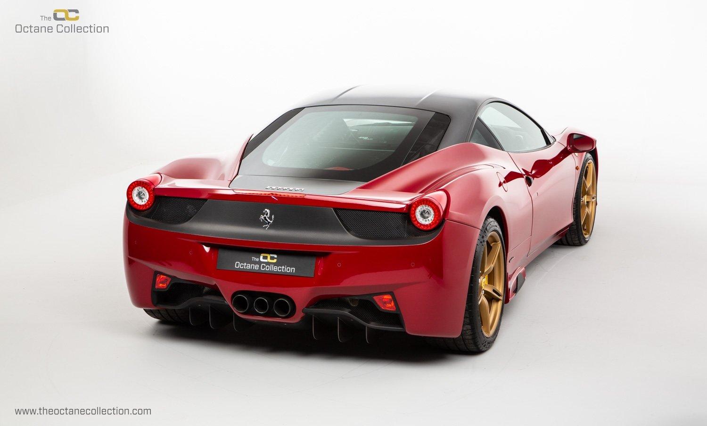 2014 FERRARI 458 ITALIA DCT //  8K MILES // MUGELLO RED // FFSH  For Sale (picture 8 of 23)