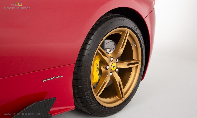 2014 FERRARI 458 ITALIA DCT //  8K MILES // MUGELLO RED // FFSH  For Sale (picture 23 of 23)