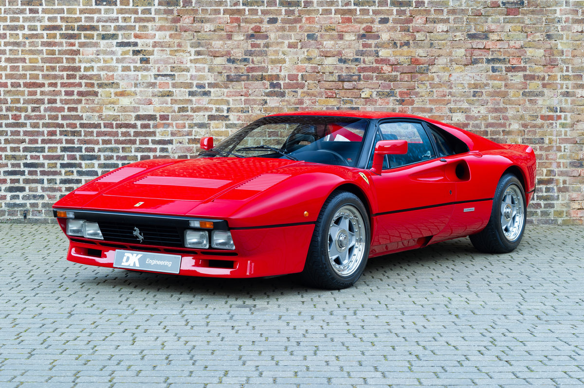 1984 Ferrari 288 GTO - Leather, AC & Power Windows - Classiche For Sale (picture 1 of 6)