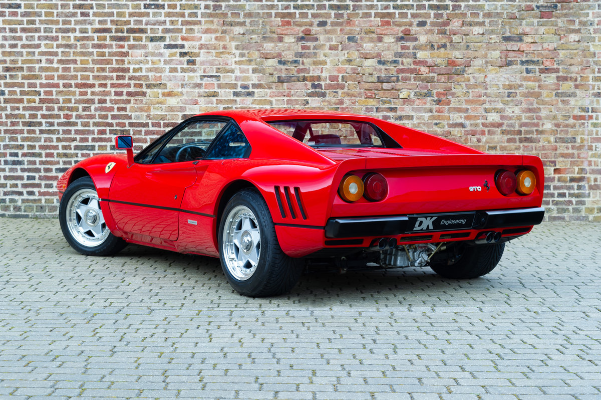 1984 Ferrari 288 GTO - Leather, AC & Power Windows - Classiche For Sale (picture 2 of 6)