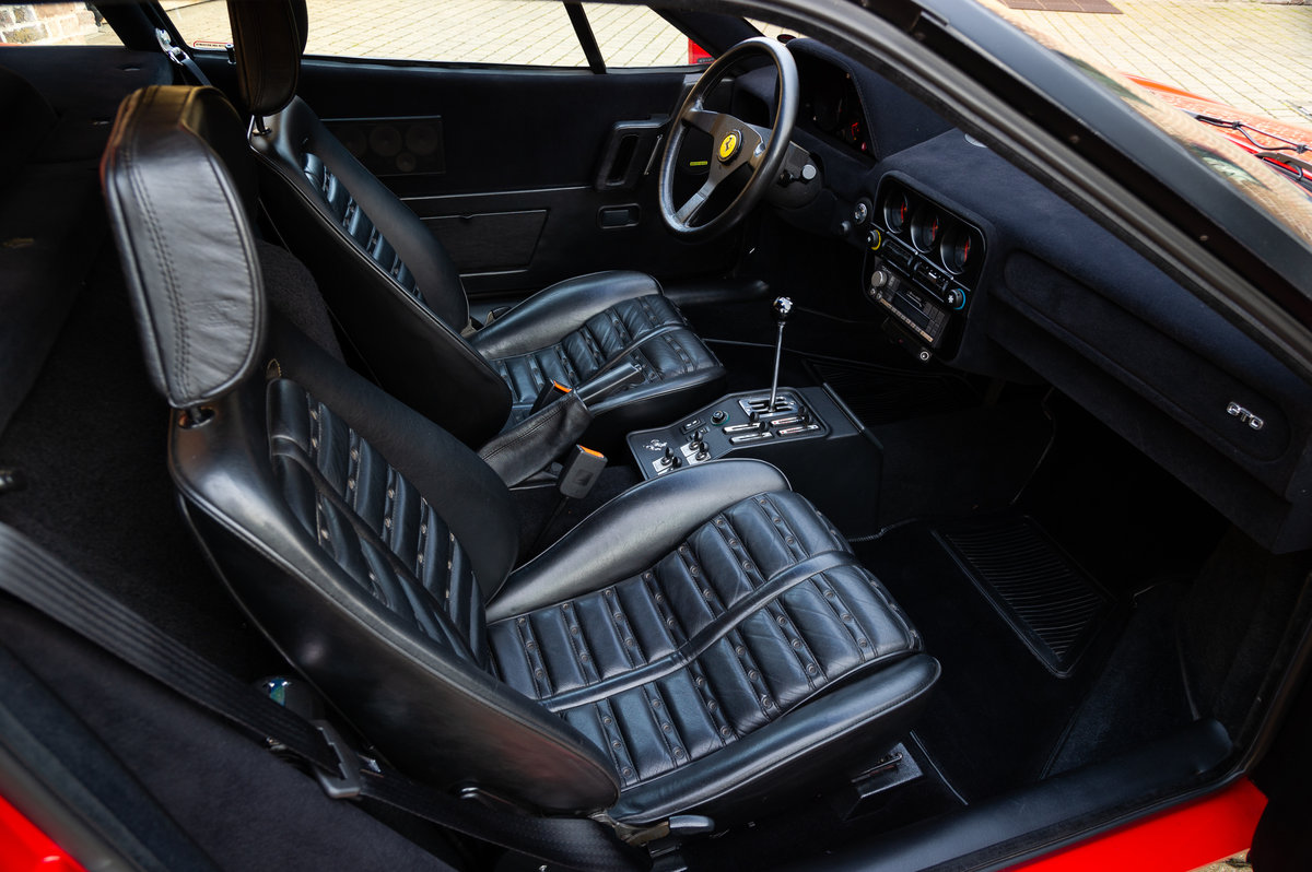 1984 Ferrari 288 GTO - Leather, AC & Power Windows - Classiche For Sale (picture 4 of 6)