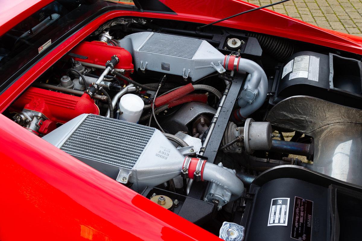 1984 Ferrari 288 GTO - Leather, AC & Power Windows - Classiche For Sale (picture 5 of 6)