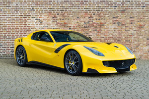 2016 Ferrari F12 TdF - RHD - 170 miles - Extended Warranty SOLD