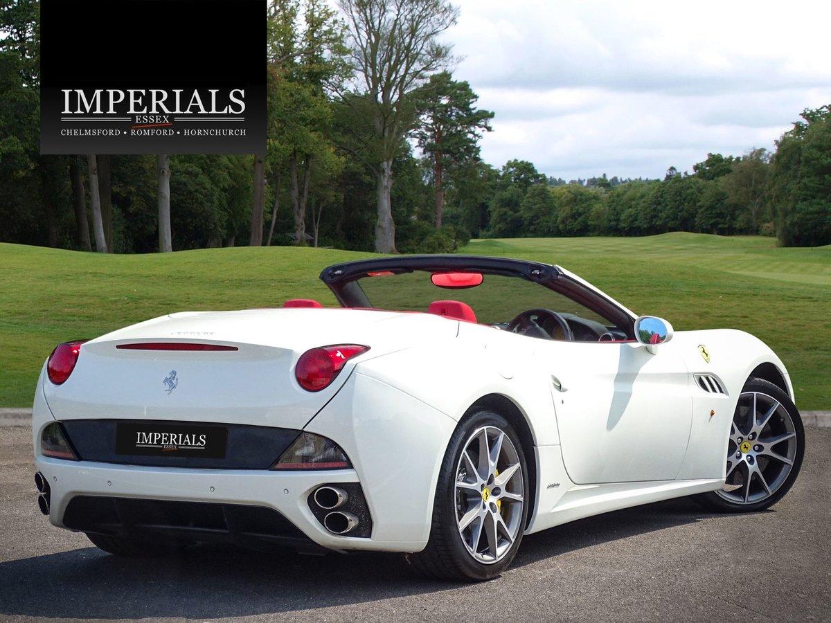 2009 Ferrari  CALIFORNIA  4.3 2 PLUS 2 CABRIOLET AUTO  74,948 For Sale (picture 5 of 24)