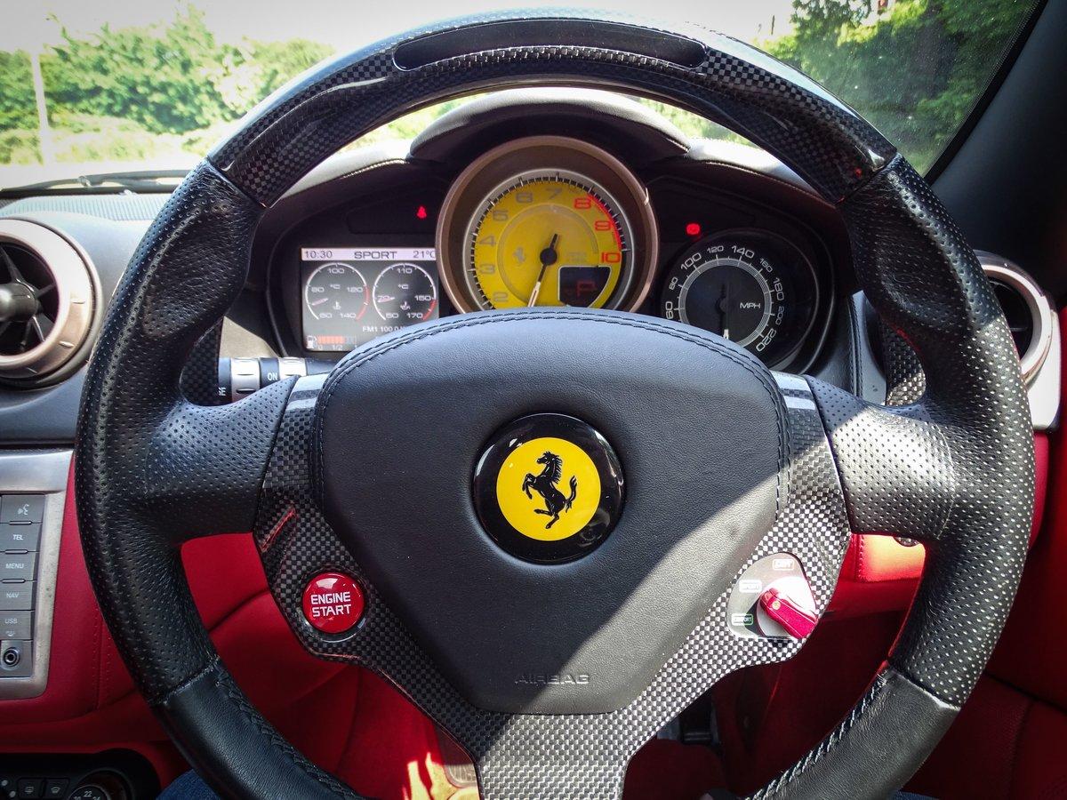 2009 Ferrari  CALIFORNIA  4.3 2 PLUS 2 CABRIOLET AUTO  74,948 For Sale (picture 10 of 24)