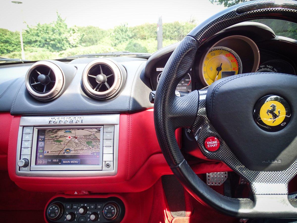 2009 Ferrari  CALIFORNIA  4.3 2 PLUS 2 CABRIOLET AUTO  74,948 For Sale (picture 11 of 24)