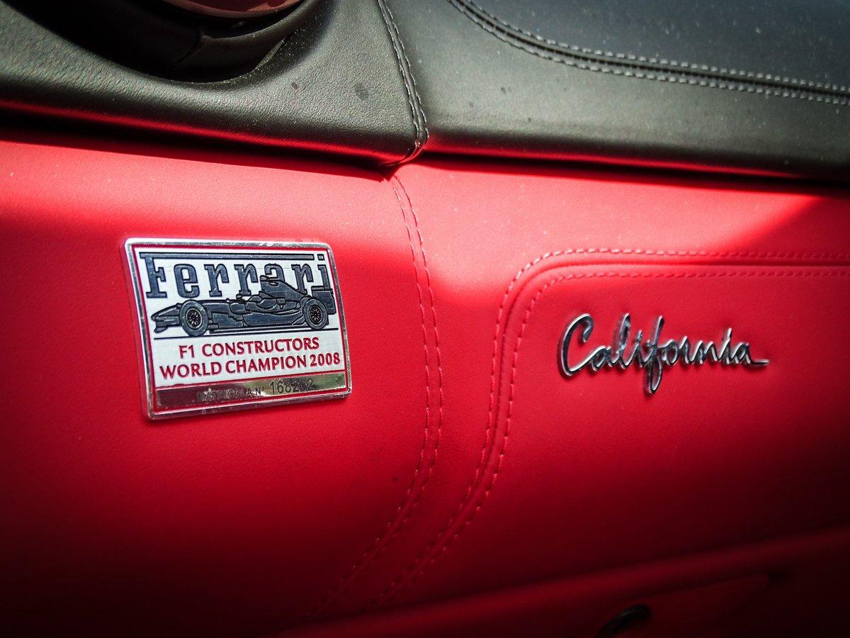 2009 Ferrari  CALIFORNIA  4.3 2 PLUS 2 CABRIOLET AUTO  74,948 For Sale (picture 20 of 24)