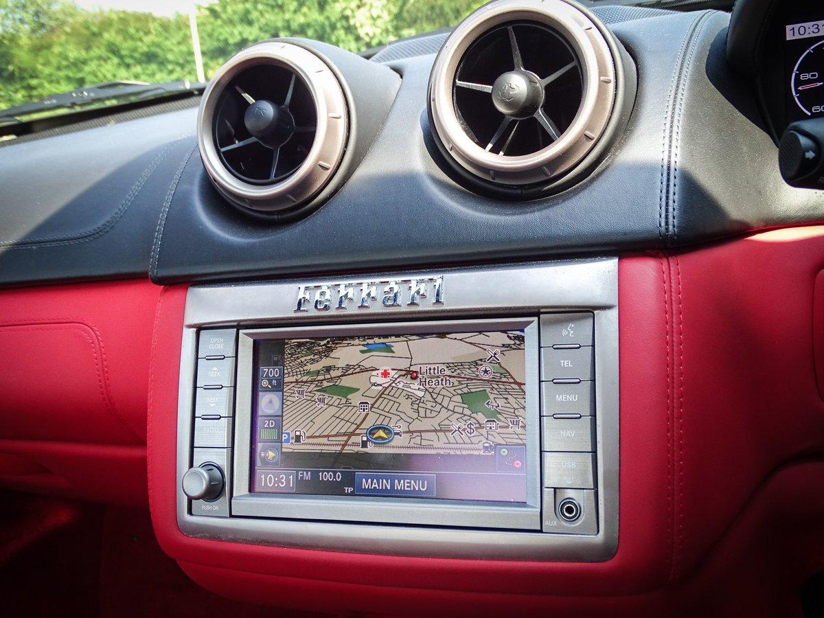2009 Ferrari  CALIFORNIA  4.3 2 PLUS 2 CABRIOLET AUTO  74,948 For Sale (picture 23 of 24)