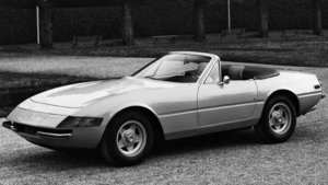 1970 Ferrari 365 GTB/4 Daytona Cabriolet For Sale