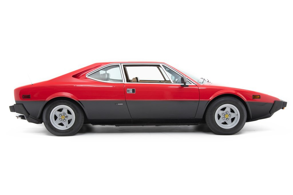 1978 Ferrari 308 GT4  Sunroof AC  5 speed Manual Red $64.5k For Sale (picture 2 of 6)
