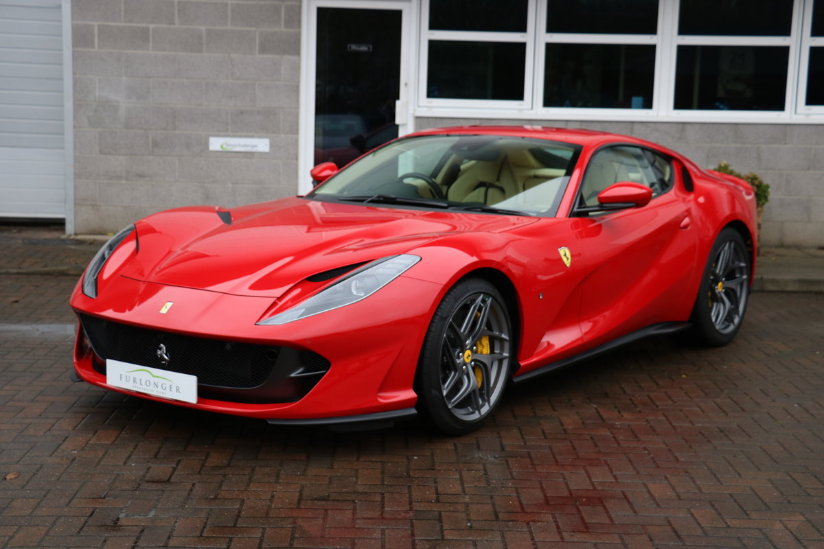 Ferrari 812 Superfast - 2019 (69) just 96 Miles from new! For Sale (picture 1 of 6)